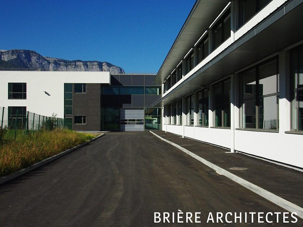 Conomie du b timent haute savoie 74 annecy gatecc for Garage ford annecy 74